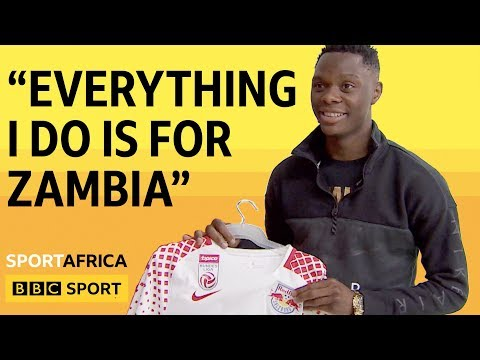 Get to know Patson Daka, Zambia's football sensation