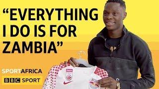 Get to know Patson Daka, Zambia's football sensation