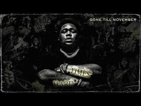 Rod Wave - Gone Till November (Official Audio) - RodWave