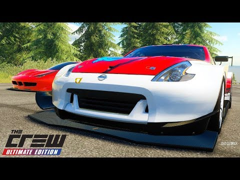 """The Crew """"ULTiMATE EDiTiON"""" (RACE FUN) PART 14 ... 