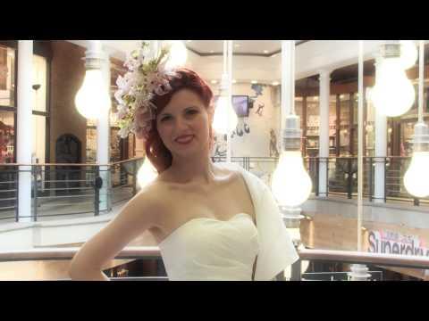 Beverley Edmondson Millinery Wedding WEB