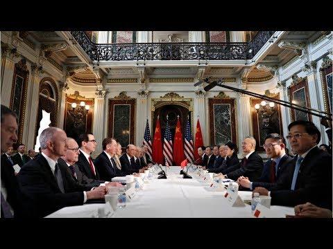 《石濤聚焦》『貿易戰7個月-第七次談判』「劉鶴特使」最後一搏:美國首提匯率問題 強壓結構性改革—含偷搶騙共六點備忘錄協議 今日沉默開場 川普更沉寂-期待結果並深感不易