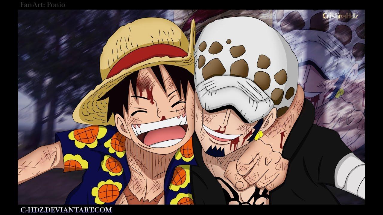 Trafalgar Law One Piece