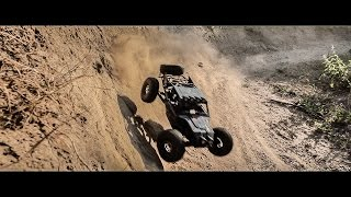traxxas revo brushless hpi flux xs vaterra twin hammer and axial scx10 bashing sony rx100m4