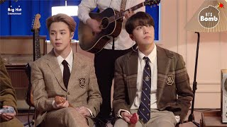 [BANGTAN BOMB] 'Life Goes On' Stage CAM (Jimin & j-hope focus) @ MTV Unplugged - BTS (방탄소년단)