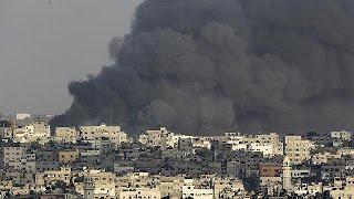 İsrail Gaze De Kızılhaç ın Hastanesini Vurdu