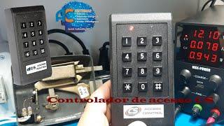 Controlador de acesso SC EL-ST…