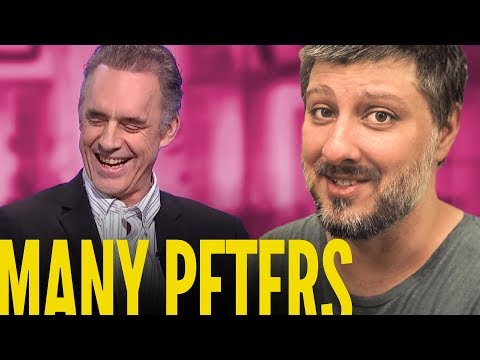 What Jordan B. Peterson is Doing (MANY PETERS №18)