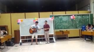 Về nghe gió kể - Quý Lương, guitar by Anh Khoa 6/4/2014