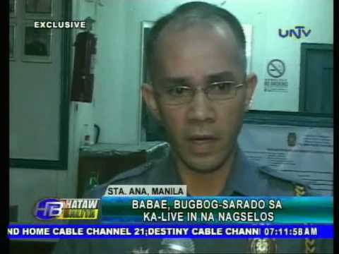 Manila Police Station 6 in action with UNTV