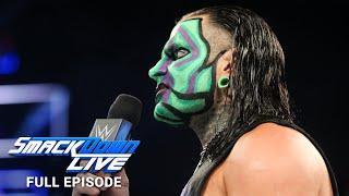 WWE SmackDown Full Episode, 17 July 2018