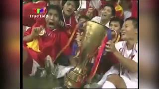 Tổng hợp những bàn thắng của ĐT Việt Nam tại AFF Cup 2008