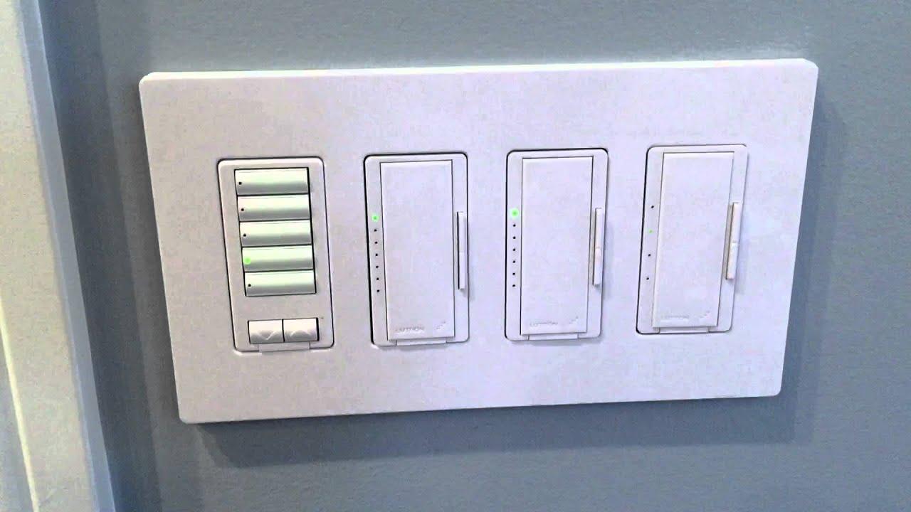lutron residential lighting control