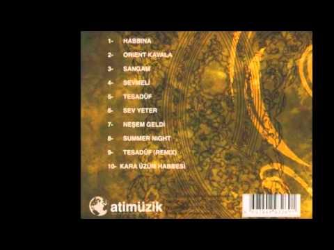 Orient Dreams Kavala - Kara Üzüm Habbesi (Enstrümantal)