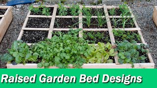 46 Cool Raised Garden Bed Designs