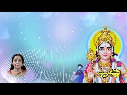 Azhagiya Mayilil - Gayaka Vaggeyakaras - Aruna Sairam