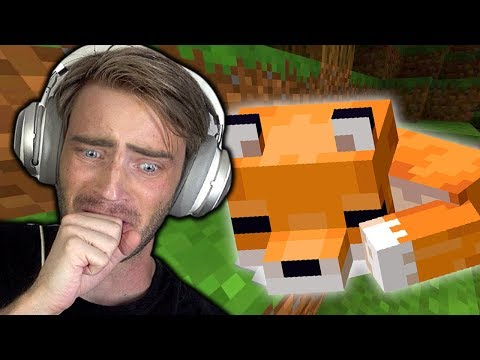 i-tame-a-fox-in-minecraft-(very-cute)---part-27