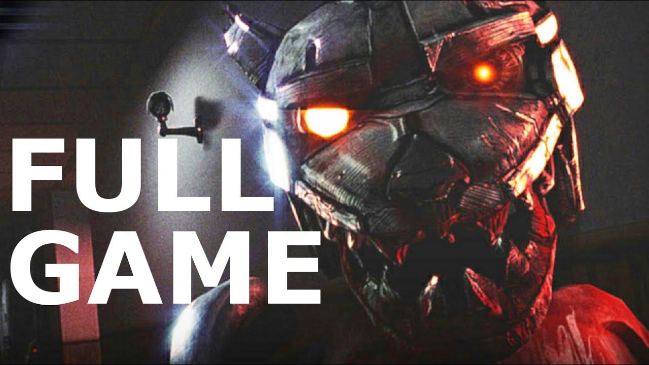 CASE Animatronics - Full Game Walkthrough Gameplay & Ending (No Commentary) (Horror Game 2016)