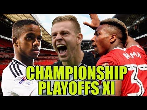 Combined Championship Playoffs XI