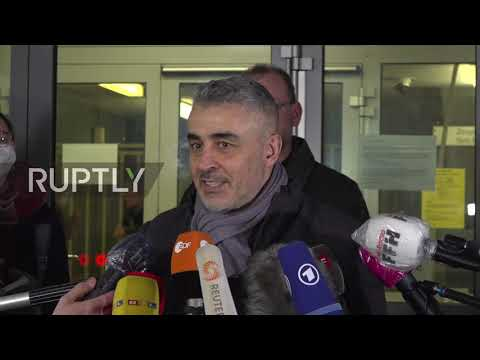 Germany: Frankfurt court gives far-right extremist life sentence for murder of CDU politician