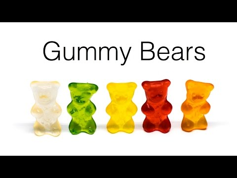 Gummy Bears Part 1