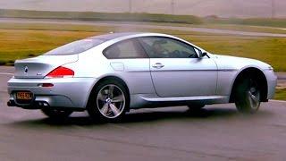 BMW M5 Vs BMW M6 #TBT - Fifth Gear