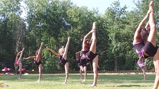 Гимнастика дети | Gymnastics Kids