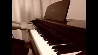 【ピアノ】 Voltes V on piano ボルテスVのテーマ