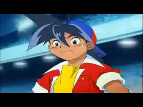 beyblade tyson vs ray round 1 youtube