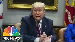 Trump On Pensacola Shooting: 'We're Getting To The Bottom Of It' | NBC News
