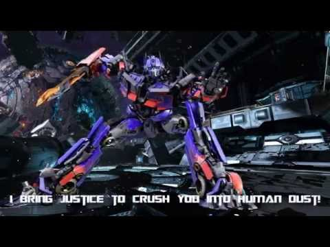 [KARAOKE] Optimus Prime and Ratchet versus Heavy and Medic