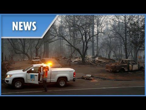 Paradise lost: Whats left of a California town