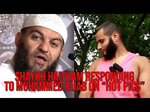 Can Mohammed Hijab Put HOT PICS Of Himself On Social Media?   Sh. Haitham's Answer   IslamQAV
