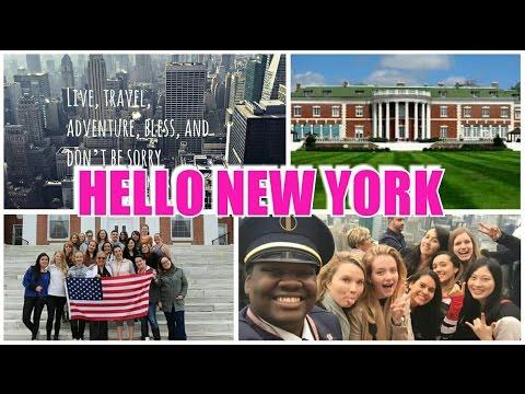 Au Pair USA   HELLO NEW YORK!!!