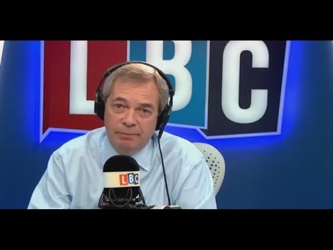 Nigel Farage Discusses Tony Blair's Last Failing Attempt on Brexit
