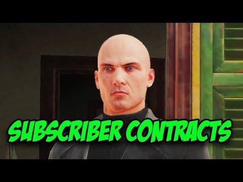 47's Italian Adventures - Hitman Subscriber Contracts