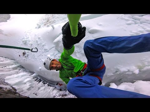 GoPro: Ice Climbing Interstellar Spice