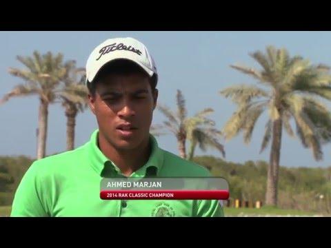 2015 MENA Golf Tour's Ras Al Khaimah Classic (English)