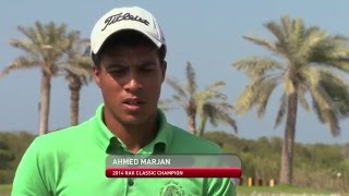2015 MENA Golf Tour's Ras Al Khaimah Classic (English)