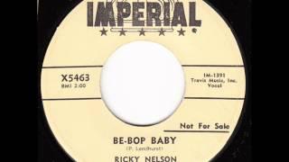 Be Bop Baby - Ricky Nelson