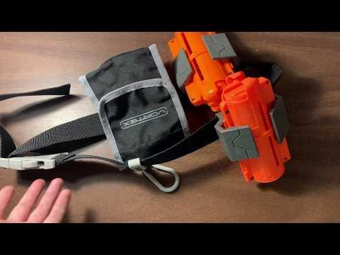 Review - Nerf Vortex Ammo Belt