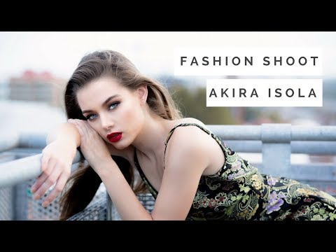 Akira Isola: Model and Influencer - New South Wales