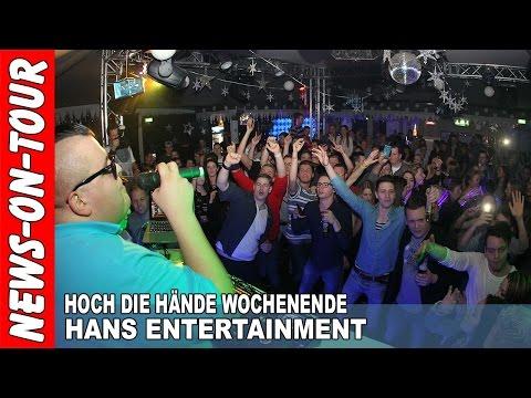 HANS ENTERTAINMENT | Hoch die Hände Wochenende | #sotrue Club Tour #eskalation 28.12.2015
