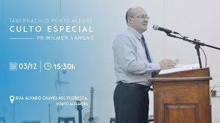 Baixar TEMA: CORRENDO COM CAVALOS | SANTA CEIA | PR.ALBERI BUENO & PR. WILMER VARGAS | 03/12/2017