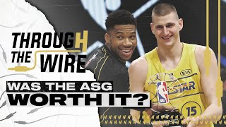 Was All Star Weekend Worth It? | Through The Wire Podcast