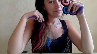 видео Как пользоваться мелками для волос? 10 советов с фото