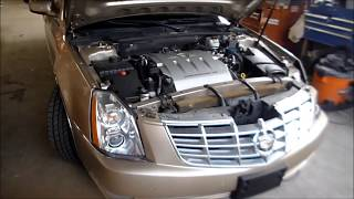 Cadillac DTS Fuse Box Locations - YouTube | 2008 Cadillac Dts Fuse Box |  | YouTube