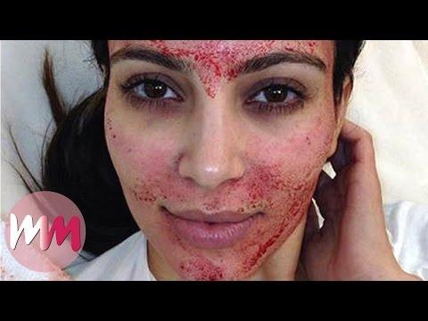 Top 10 Shocking Celebrity Beauty Secrets
