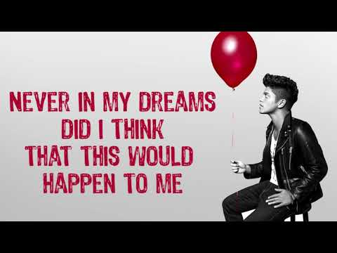 Bruno mars- Rest of my life (letra)
