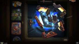 HearthStone New Card Pack Changes/Wild Pack Openings
